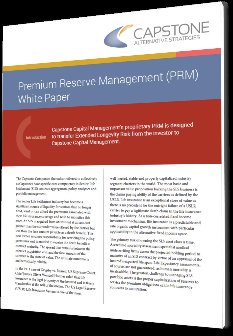 PRM Whitepaper Cover