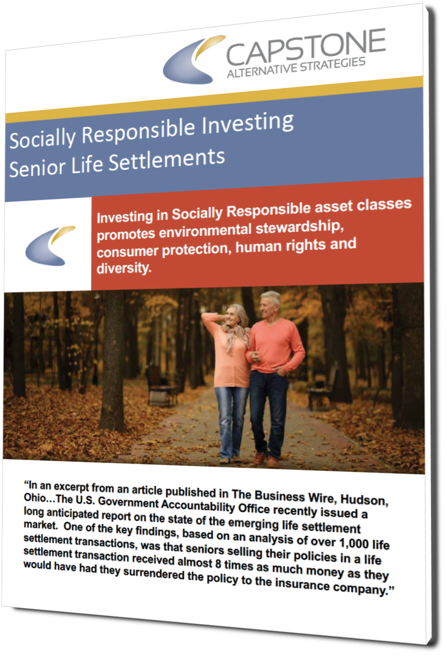 Socially Responsible Cover