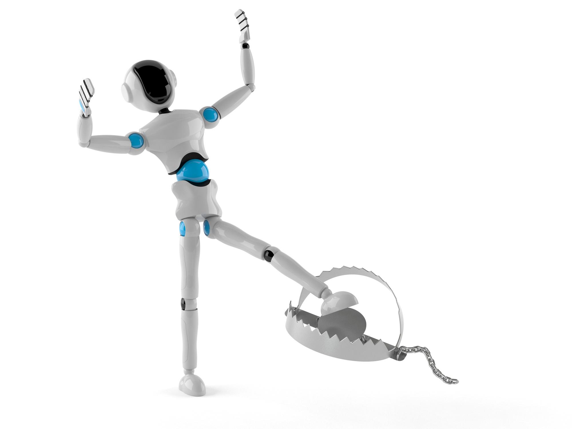Robot iStock - 20180209
